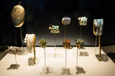 SerpentiForm set up-jewels