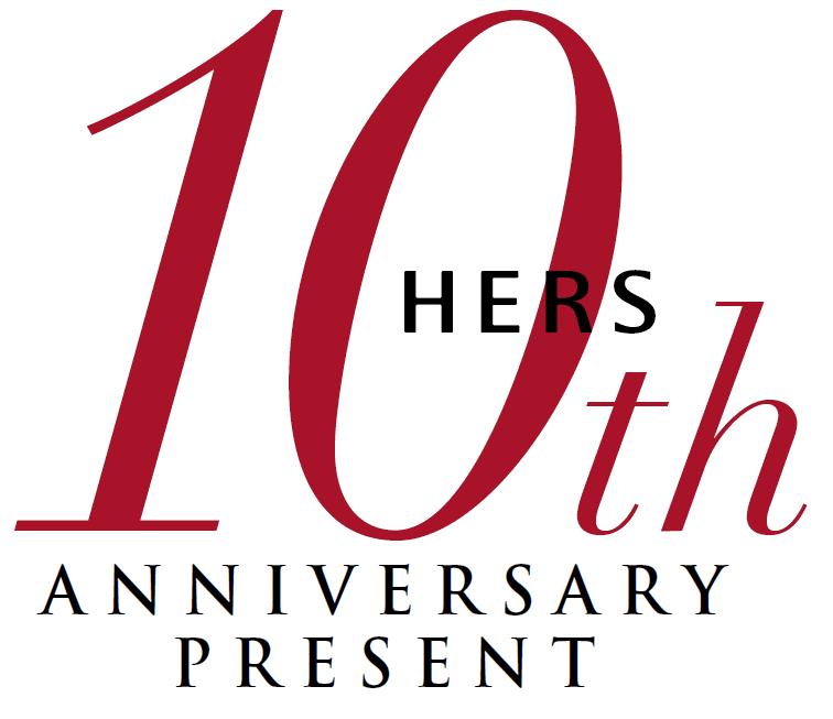 創刊10周年記念プレゼント
