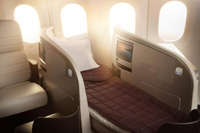 変換 ~ Boeing 7879 Business Premier Lie Flat Bed-0156530