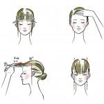 指名率No.1美容師に聞く、大人のためのセルフ前髪カットの方法