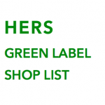 【HERS GREEN LABEL】読者さま問い合わせ先【SHOP LIST】
