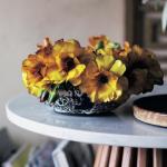 【LIFESTYLE】人気スタイリストに聞く、花のある暮らしの作り方①