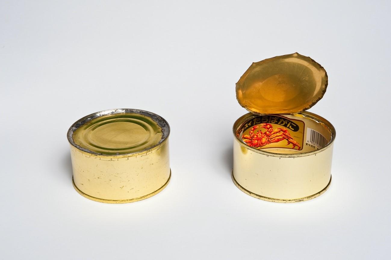 赤瀬川原平 宇宙の罐詰