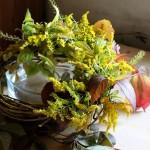 【LIFE STYLE】パリ近郊 花とともに暮らす ㊿黄の秋。